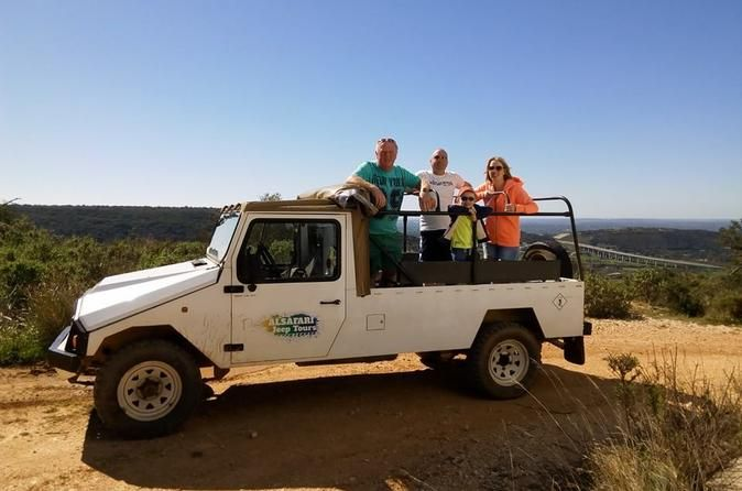 Full Day Jeep Safari In Algarve Discover A Hidden Algarve Aboard A