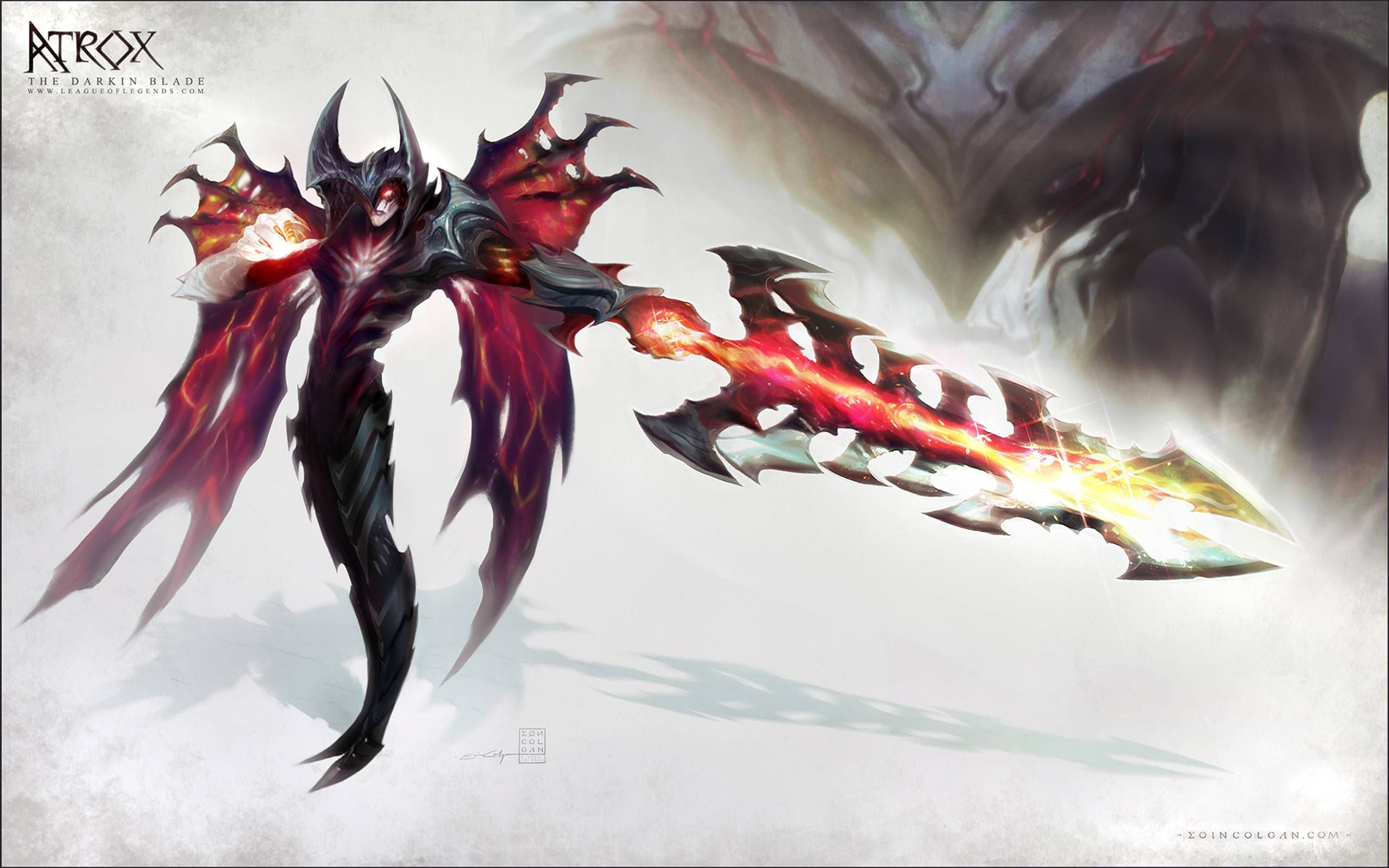 Aatrox Build Guide : Motivational Aatrox [Pre-Season 6] :: League of Legends  Strategy Builds
