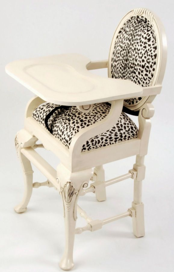 Popular Glamourous cheetah high chair Beautiful - Style Of stylish high chair Elegant