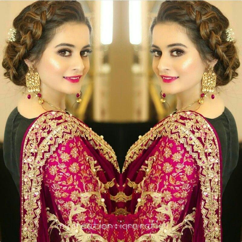 Wedding Hairstyles App: Bridal Dress Fashion, Pakistani Fashion