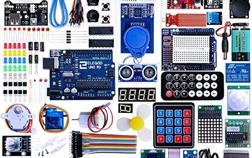 Elegoo uno projet kit de démarrage le plus complet mode d