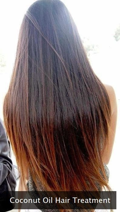 coconut oil hair treatment beauty pin hair hair. Black Bedroom Furniture Sets. Home Design Ideas
