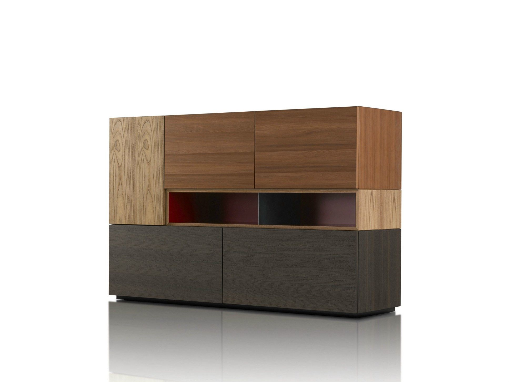 Modern Highboard By Porro Design Piero Lissoni