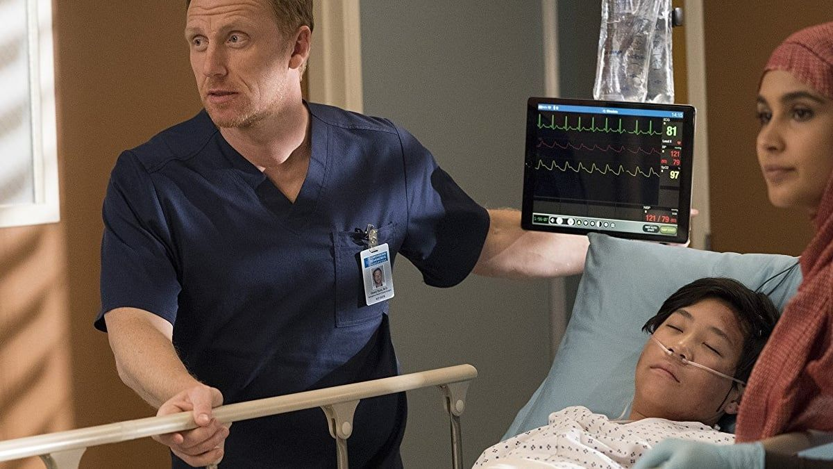 Grey\'s Anatomy - Season 14 Episode 13 : You Really Got a Hold on Me ...