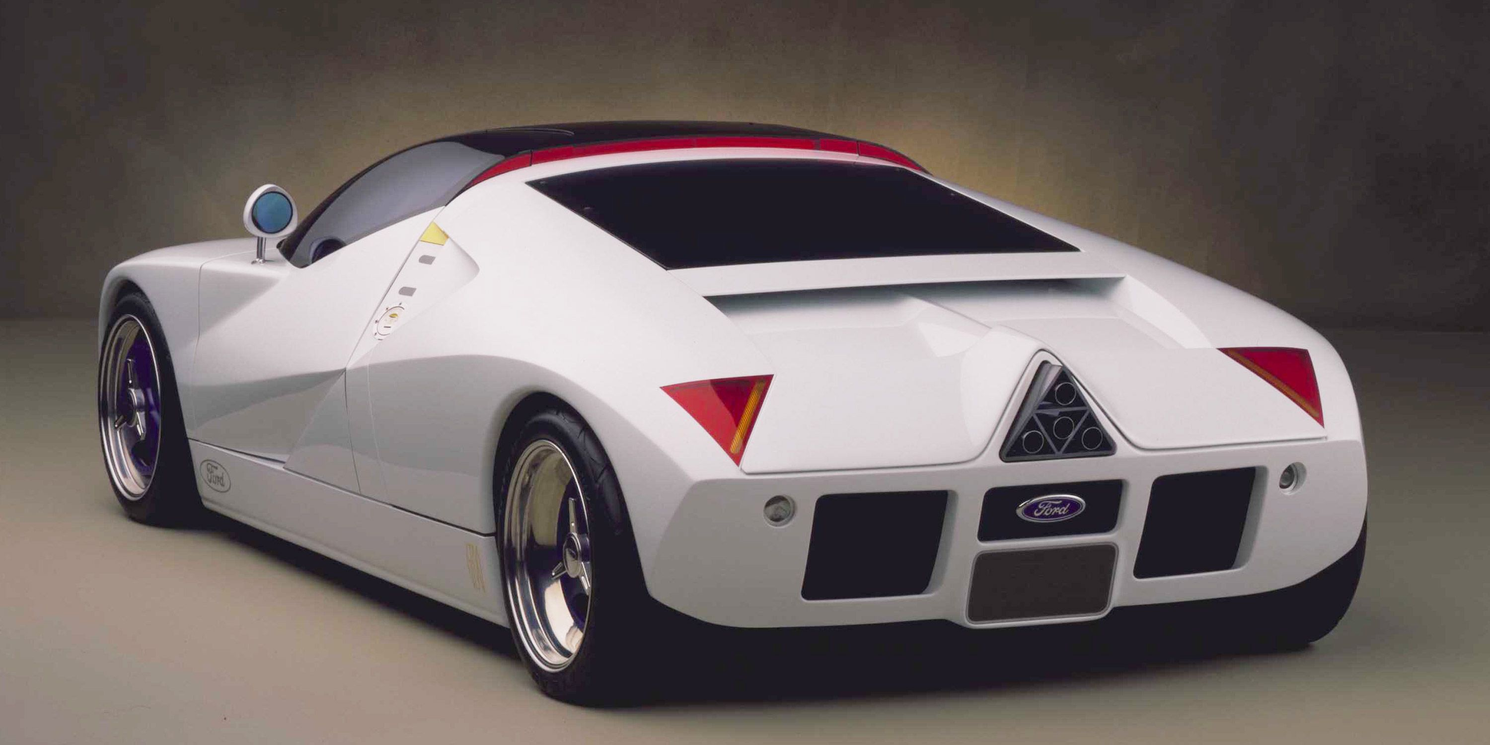The Gt90 Is The Ford Supercar That Could Have Been Ford Gt Ford