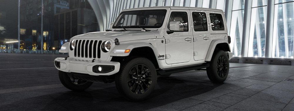 2020 Jeep Wrangler High Altitude Limited Edition In 2020 Jeep