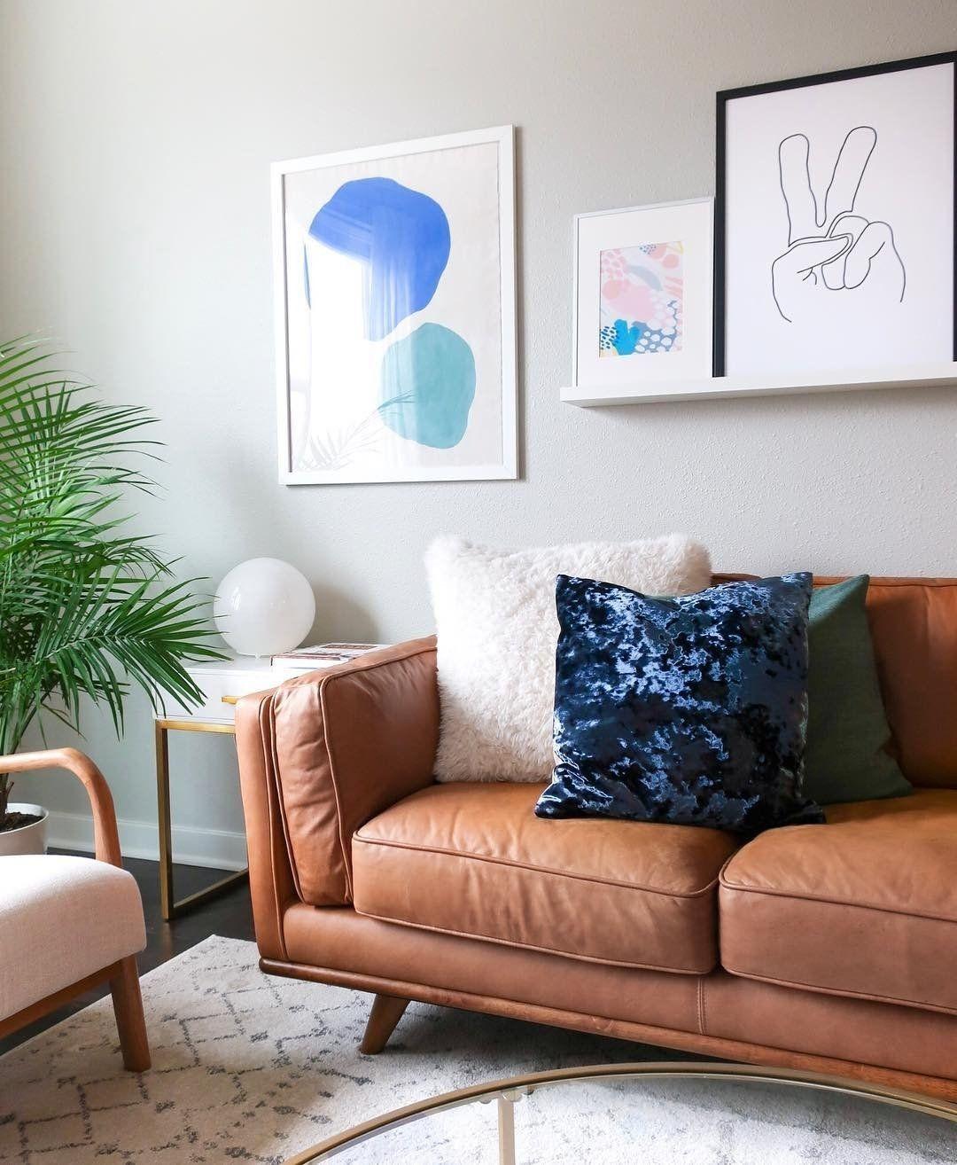 Modern Sofas Pillows