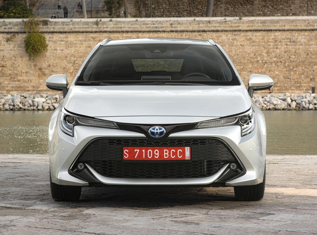 Toyota Corolla Touring Sports Hybrid 2019 Toyota
