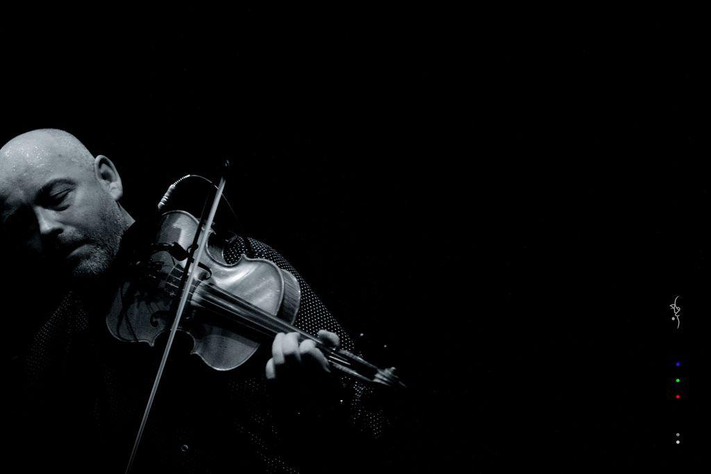 Glow Arts Presents KAN - Aidan O'Rourke pictured.