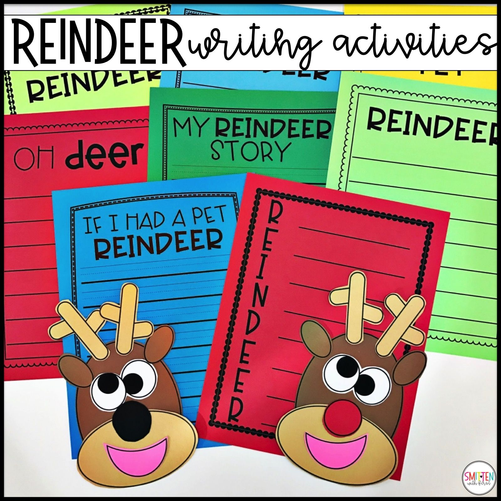 December Writing Activities