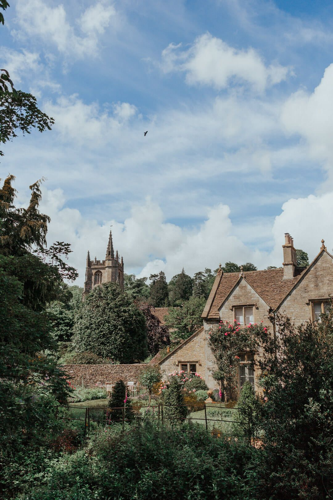 Visiting the Fairytale Cotswold Village of Castle Combe