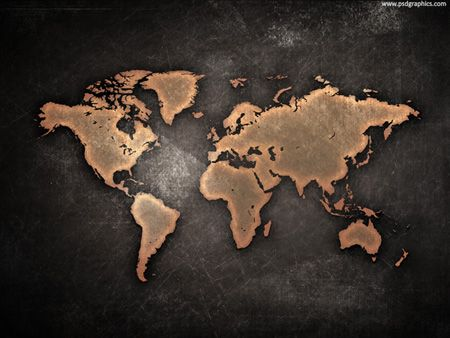28 free vector grunge and retro world map design share blog 28 free vector grunge and retro world map design share blog gumiabroncs Images