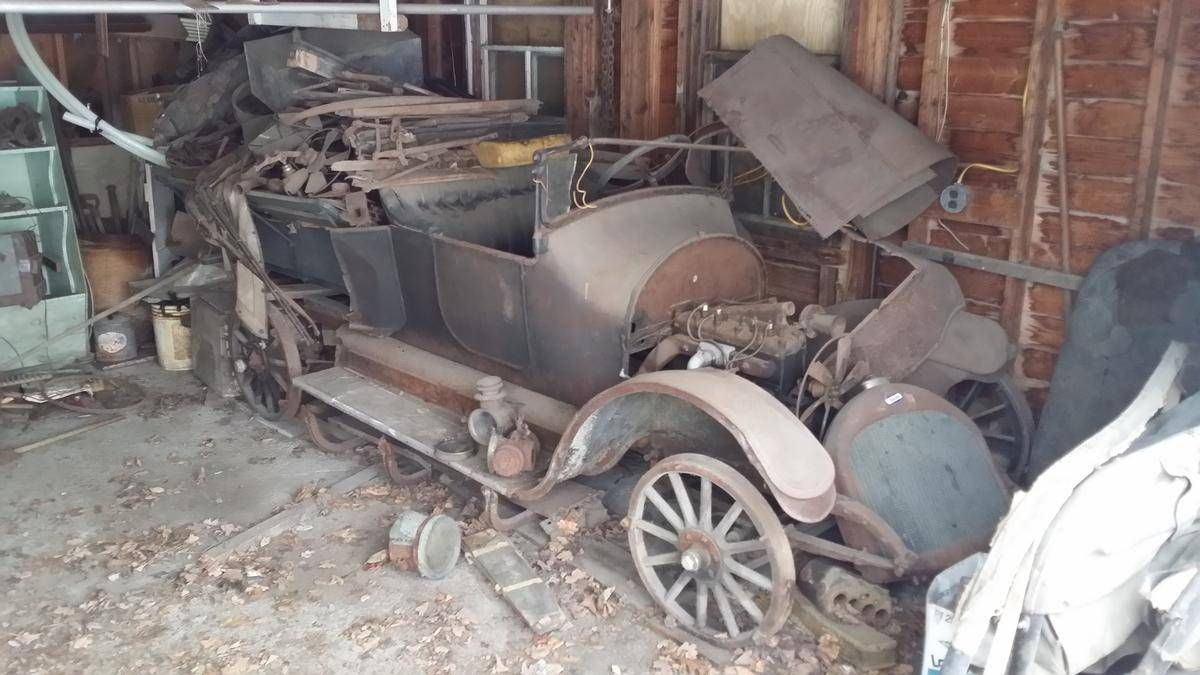 1916 Willys Overland For Sale Hemmings Motor News Barn Find Cars Willys Overlanding