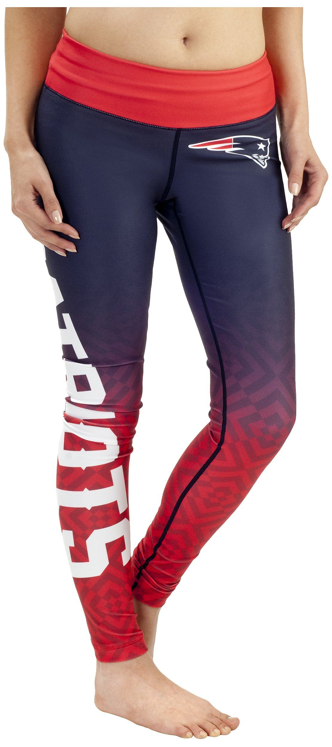948c88fd964c2 NFL Arizona Cardinals Gradient Print Legging, Red, Large | Clothes ...