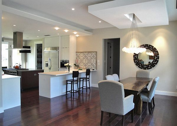 kitchen and dining area lighting solutions how to do it in style rh pinterest com