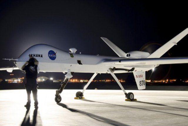 Ikhana-Ikhana, NASAu0027s remotely piloted, unmanned aircraft system