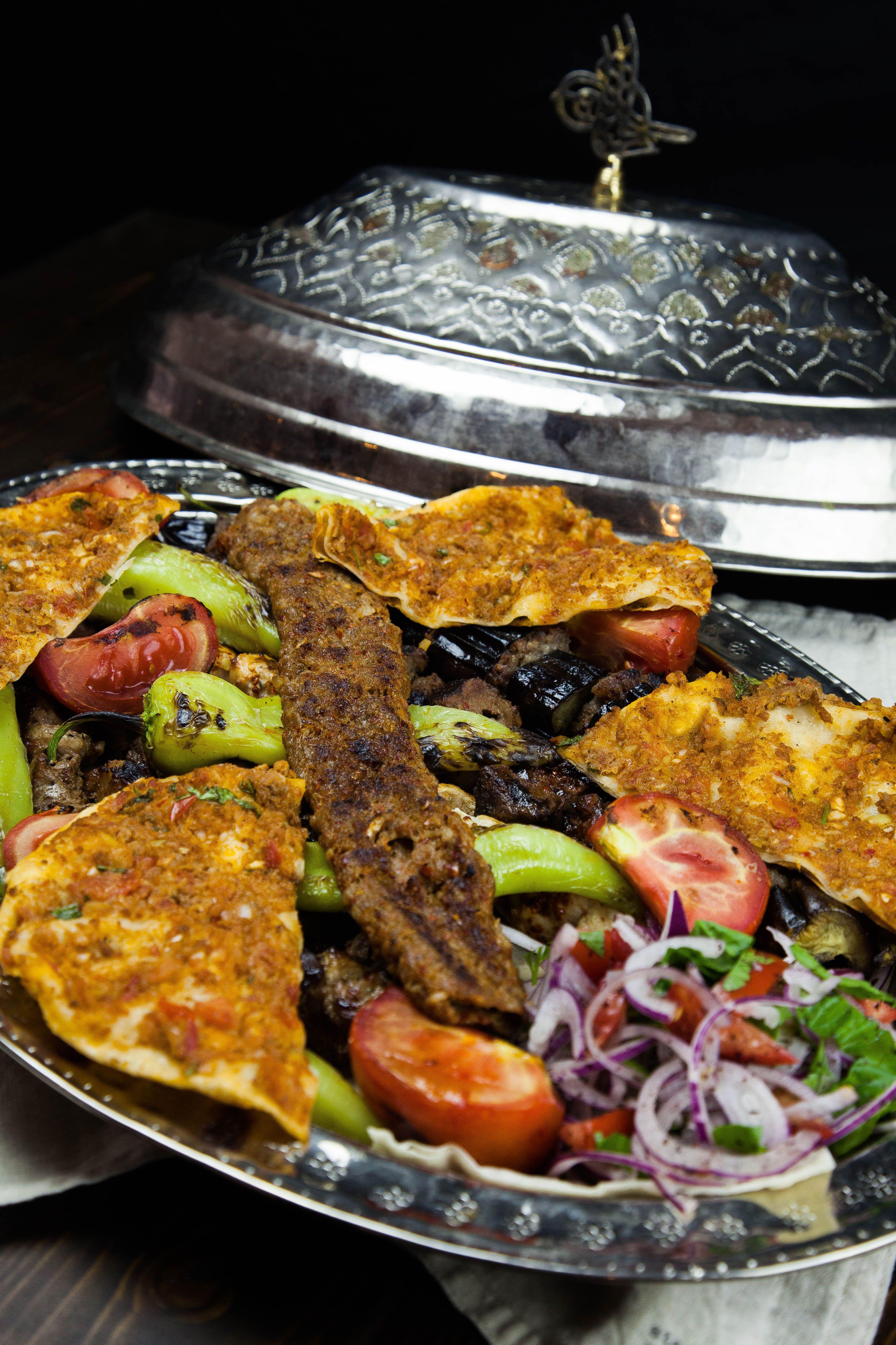 Vali Kebabı
