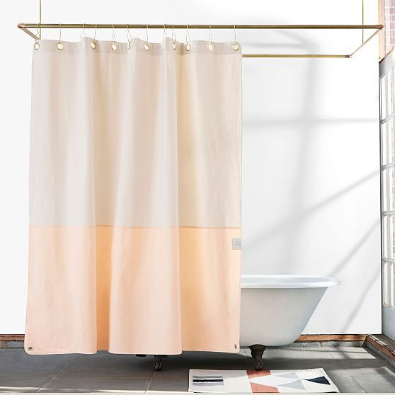 Quiet Town Home Shower Curtain Orient Hike At West Elm