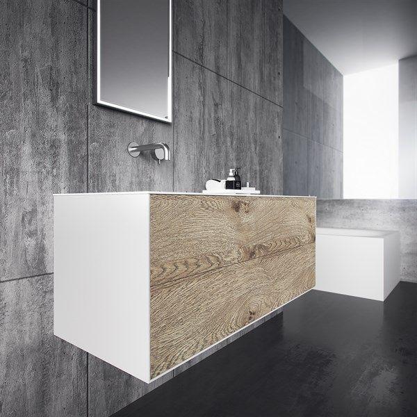 Simple Modern Apartment With Pastel Colors Looks So Cozy: Billedresultat For Badeværelsesmøbler