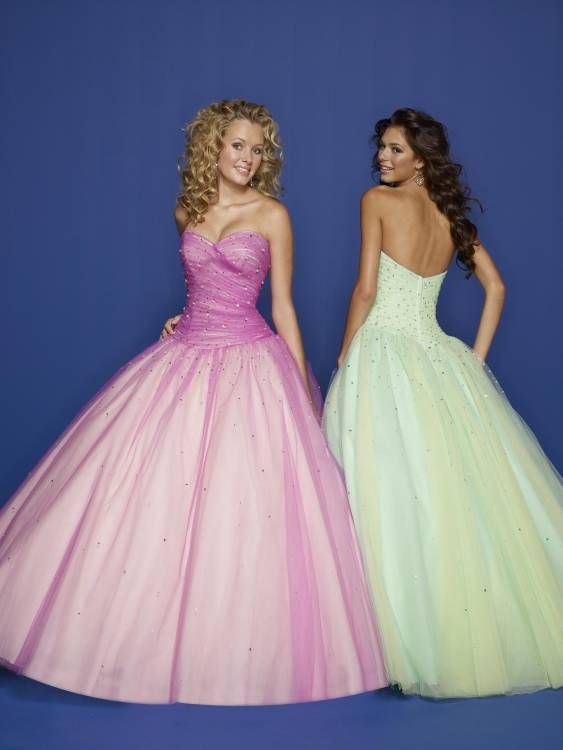 cinderella prom dress | I Wish My Closet Had... | Pinterest | Prom ...