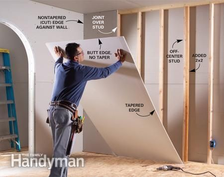Tips For Better Drywall Taping Drywall Tape Drywall And