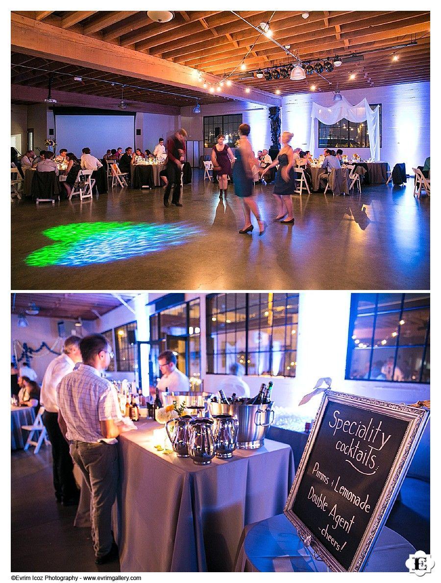 Wedding Reception Venue At Castaway Portland Castaway Portland