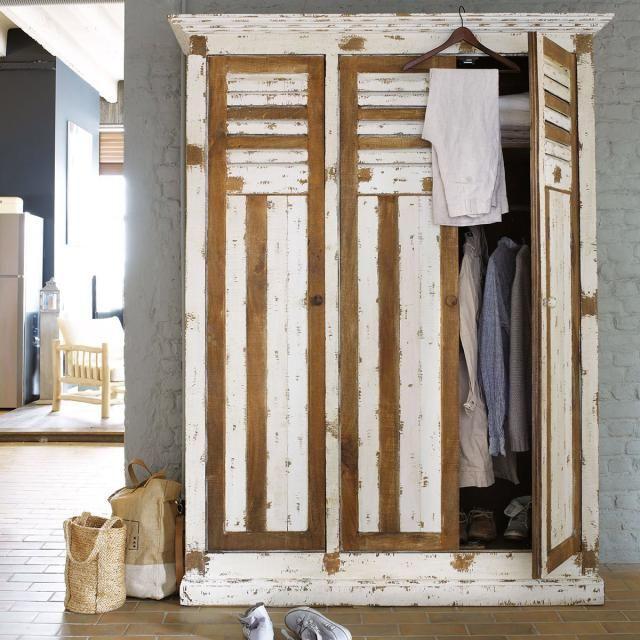 5 ideas f ciles para renovar las puertas de tu armario for Renovar dormitorio sin cambiar muebles
