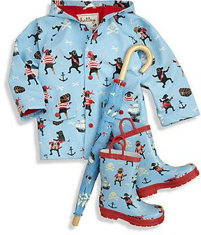 Hatley Toddler's & Little Boy's Pirate Dogs Raincoat on shopstyle.ca
