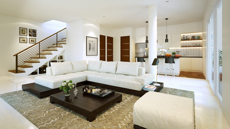 The Niiyo Dzorwulu, Accra Devtraco Plus Living room