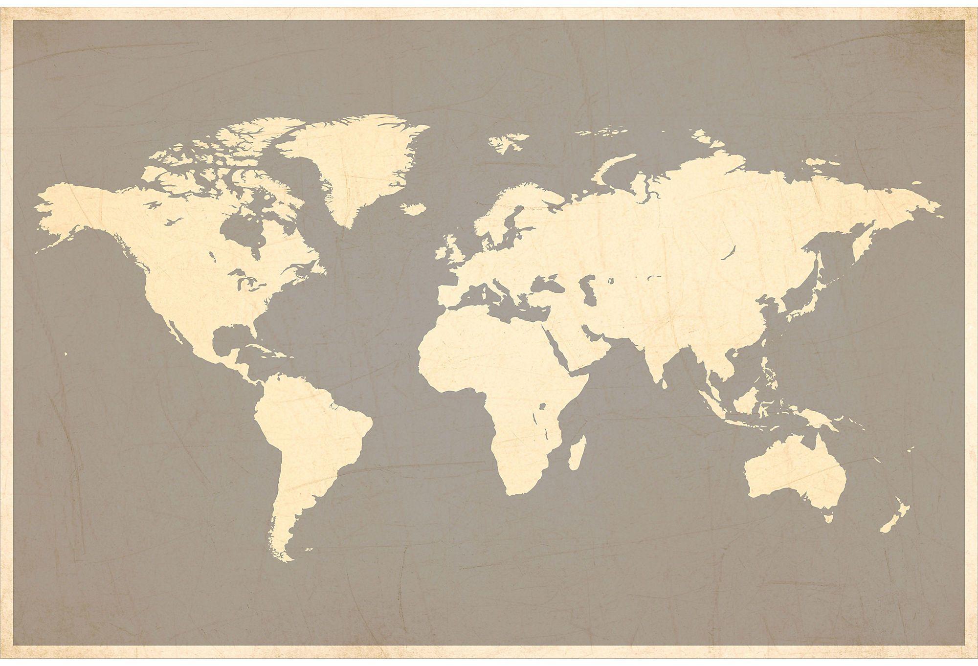 World map print by fresh words market maps art decor prints world map print by fresh words market maps art decor gumiabroncs Choice Image