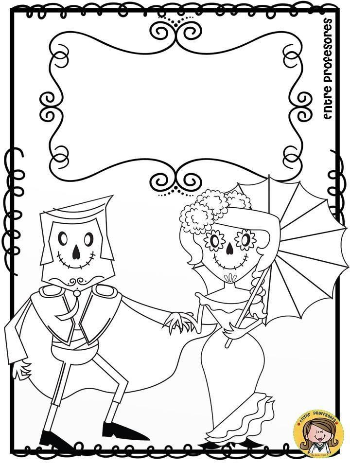 Pin De Veronique Vermette En Halloween Dia De Muertos