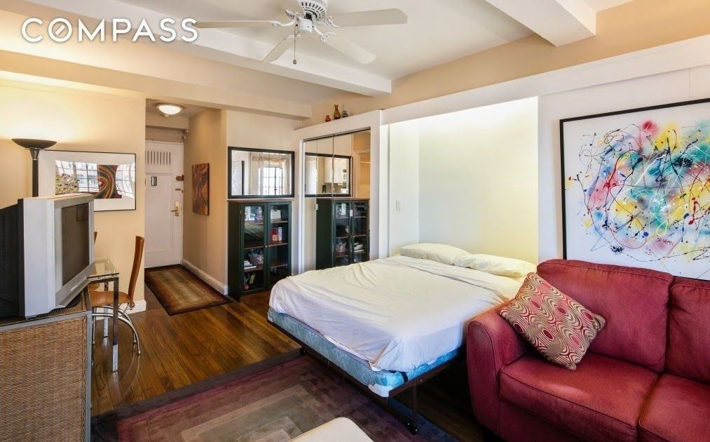 5 Tiny But Cute Nyc Studios For 350 000 Or Less Curbed Ny High