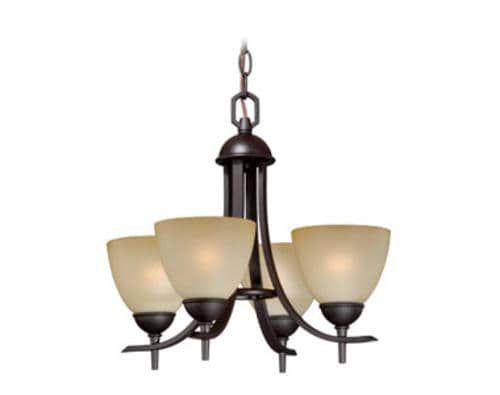Patriot lighting somerville 16 5 oil rubbed bronze transitional mini chandelier at menards