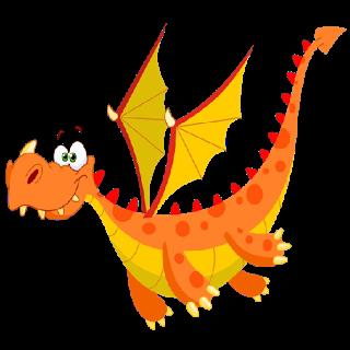 Imagini Pentru Cute Clipart Png Cartoon Dragon Dragon Illustration Dragon Art