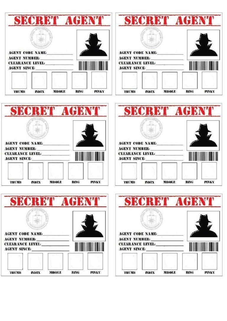Anniversaire Agent Secret, mission acceptée ! - Coccin'elle blogue | Fête d'agent secret ...