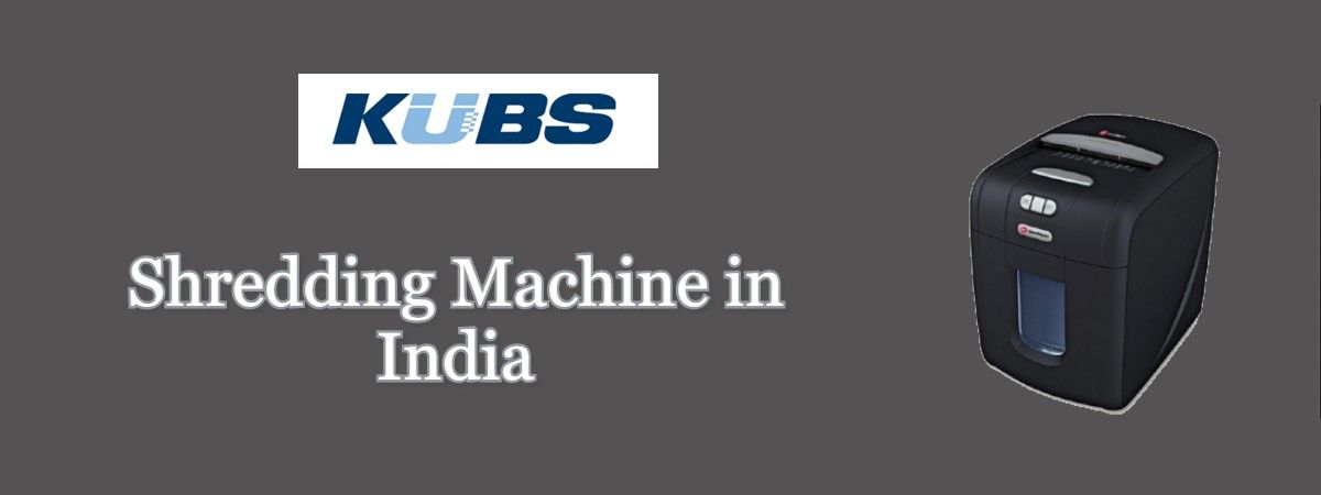 Shredding Machine In India