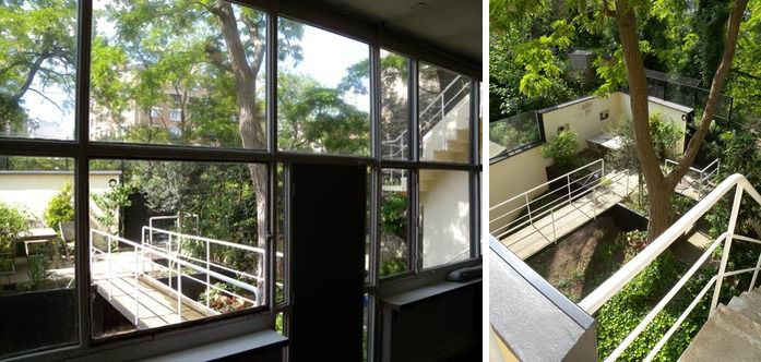 Le Corbusier's Maison Planeix, Paris
