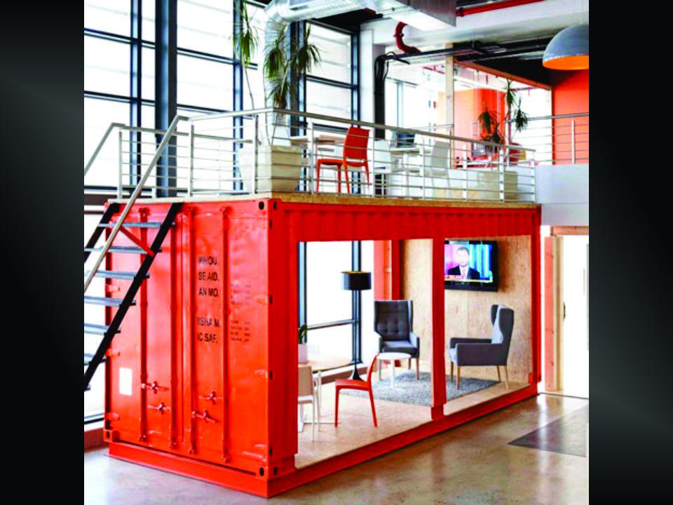 Portfolio 1 contenedores oficinas de dise o casas for Diseno de oficinas con contenedores