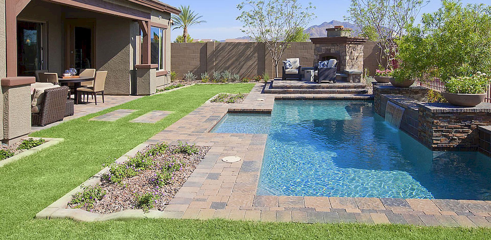 40 arizona backyard ideas on a budget 33 phoenix for Pool design phoenix