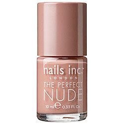 Nails inc. The Perfect Nude in Montpelier Walk - #sephora