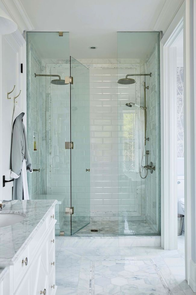Sarah Off the Grid | Master bathrooms, Linens and Washroom