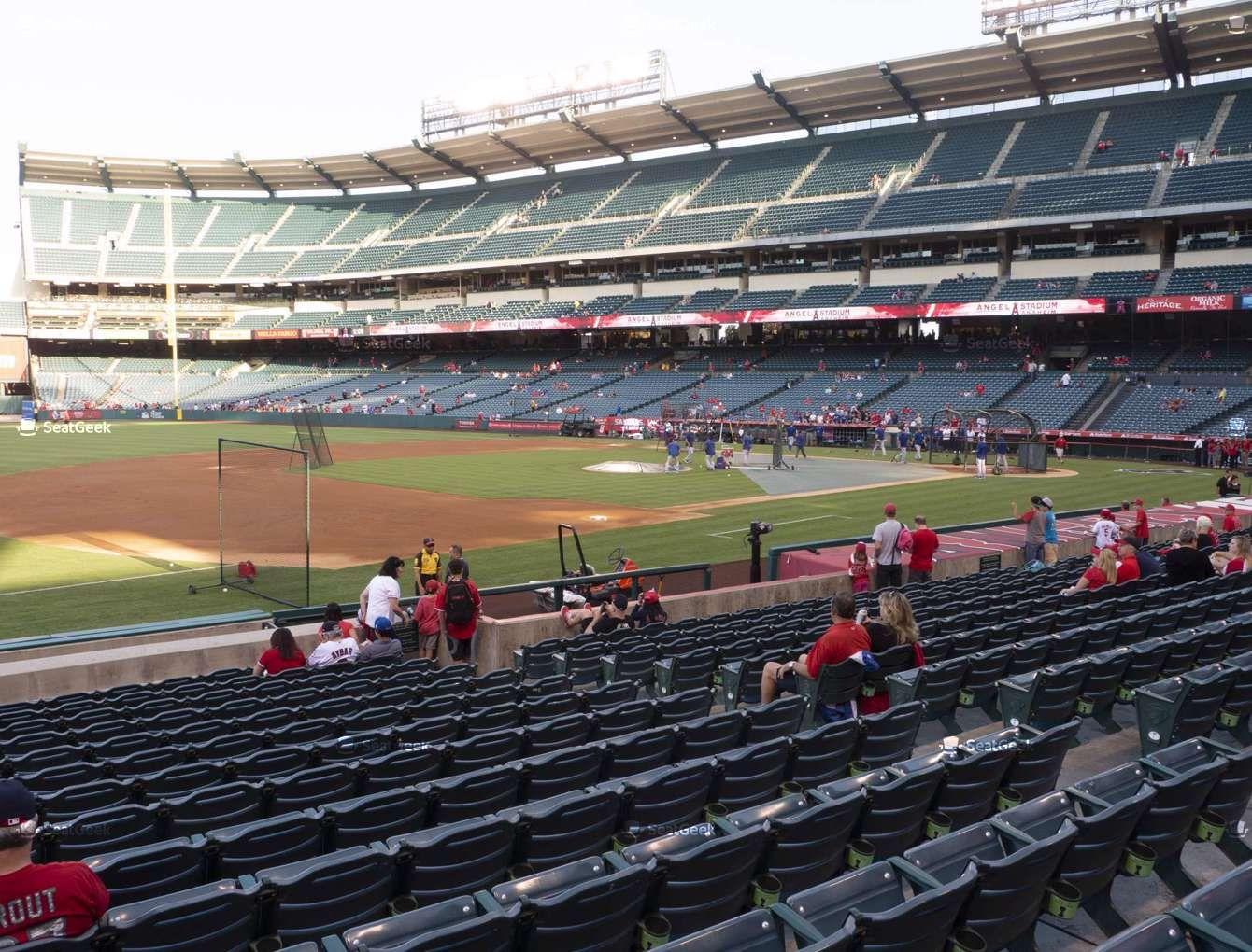 Angels Stadium Of Anaheim Anaheim Angels Angel Stadium Mlb Stadiums