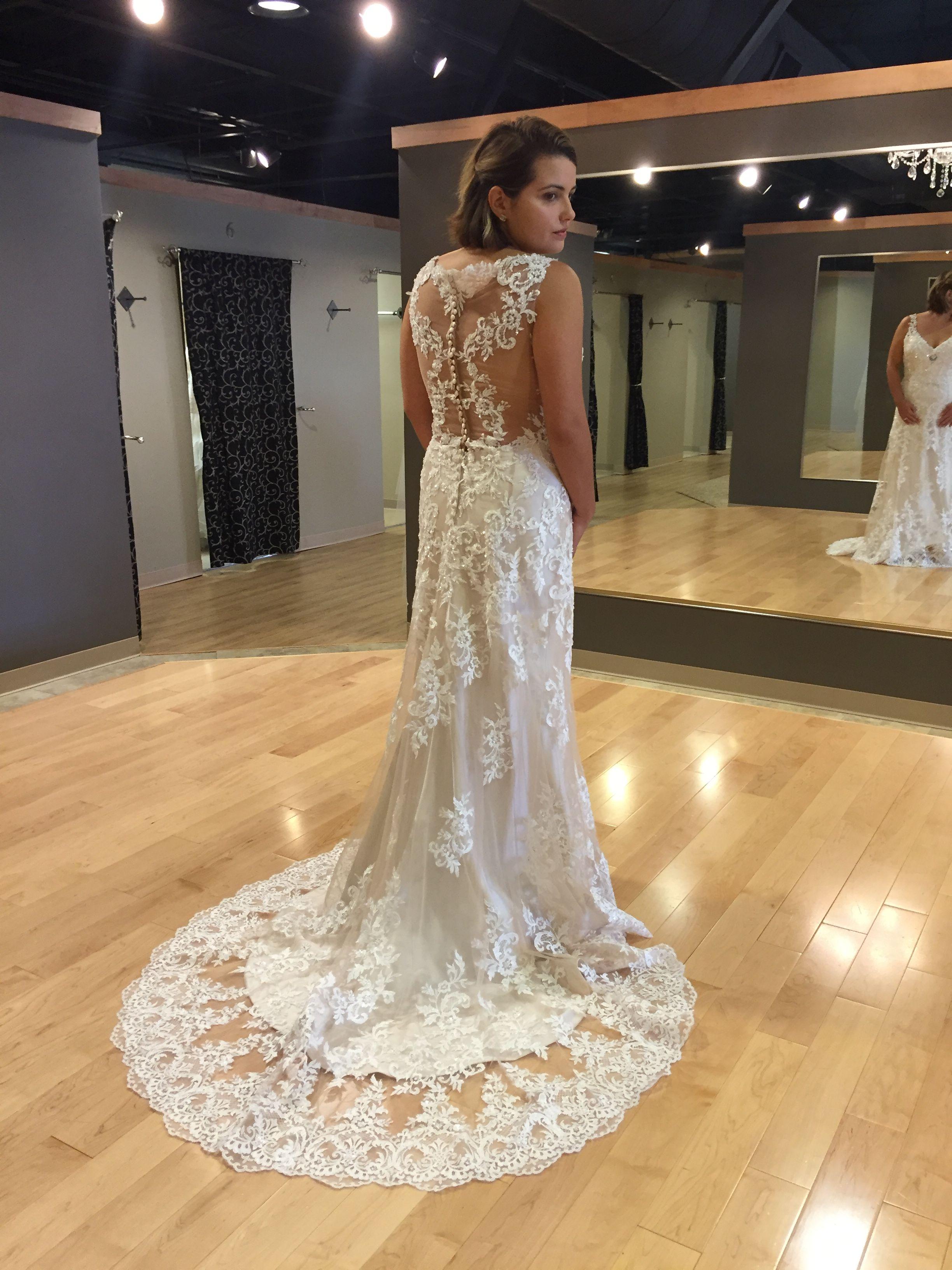 Preloved pronovias wedding dresses  Pin by Brigitte Baker on Wedding inspiration  Pinterest  Wedding