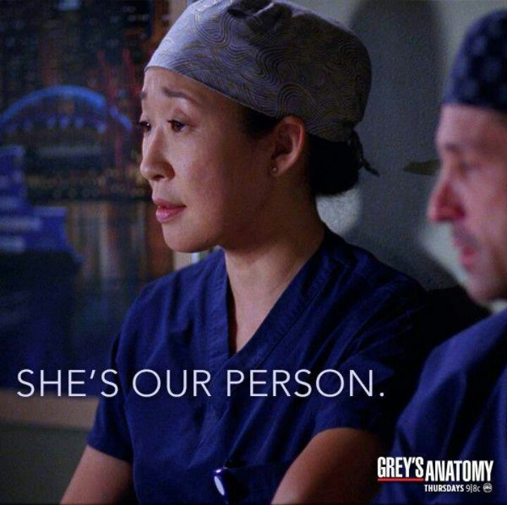 Talking about Meredith