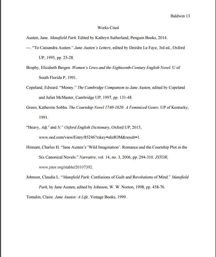 The Works Cited List Ready Set Cite Mla 8th Research Guides At Modesto Junior College College Application Essay Examples Works Cited Citing References [ 981 x 822 Pixel ]