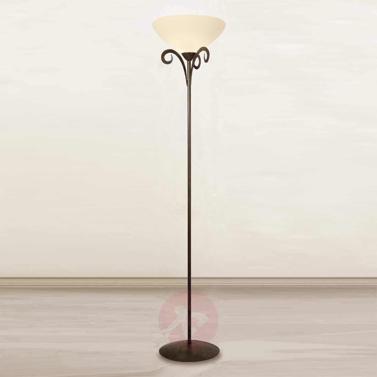 Lampa Stojąca Luca W Stylu Dworkowym Lampy Stojące W 2019