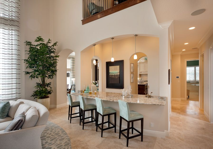 Villa Lago At Bellaria Luxury New Homes In Windermere Fl