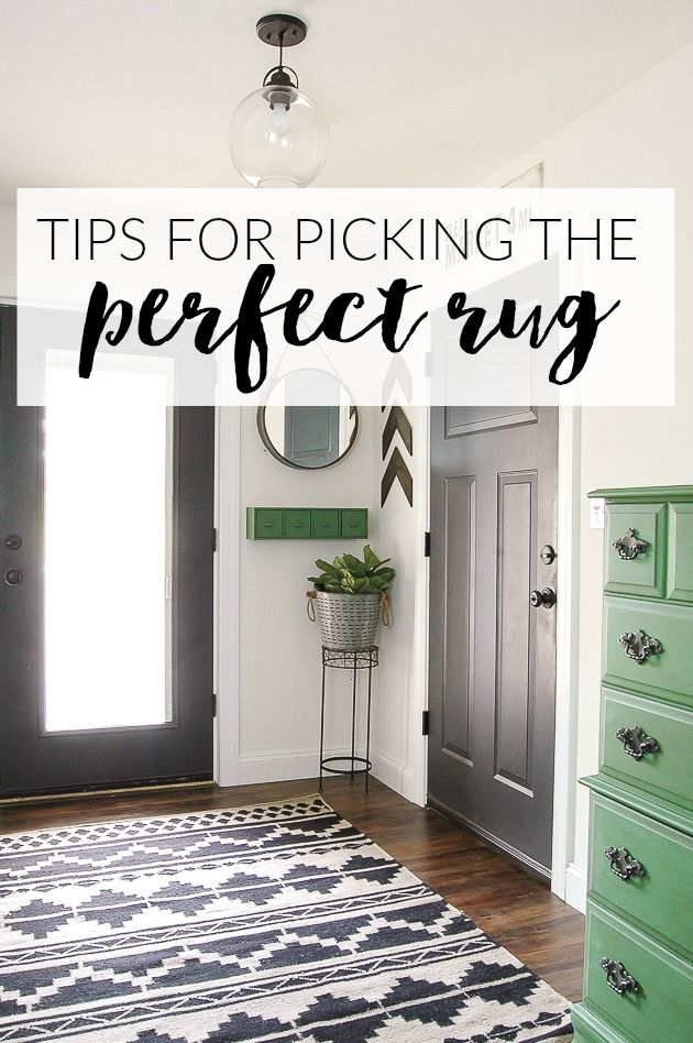 The Best Tips For Picking Perfect Rug Just About Any E Www Littlehouseoffour