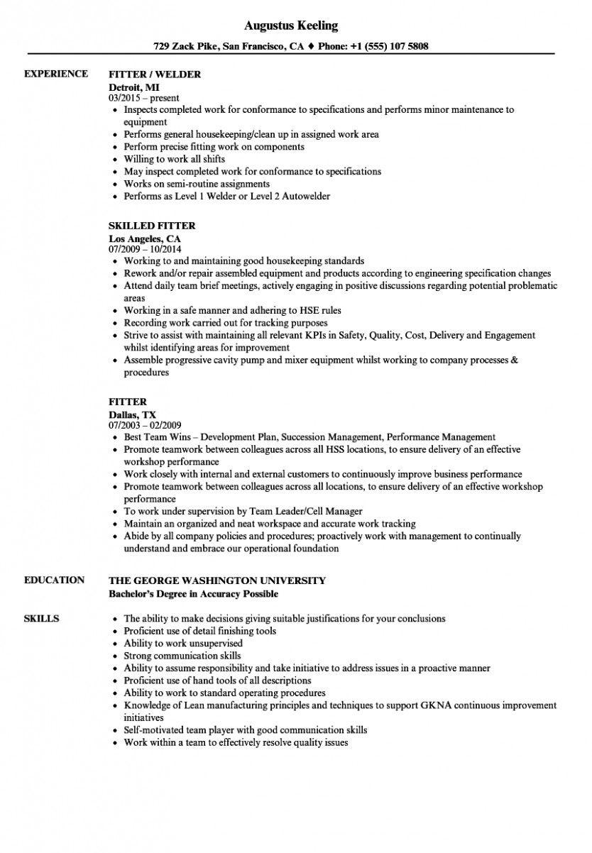 13 Welding Engineer Resume Pdf 13 Welding Engineer Resume
