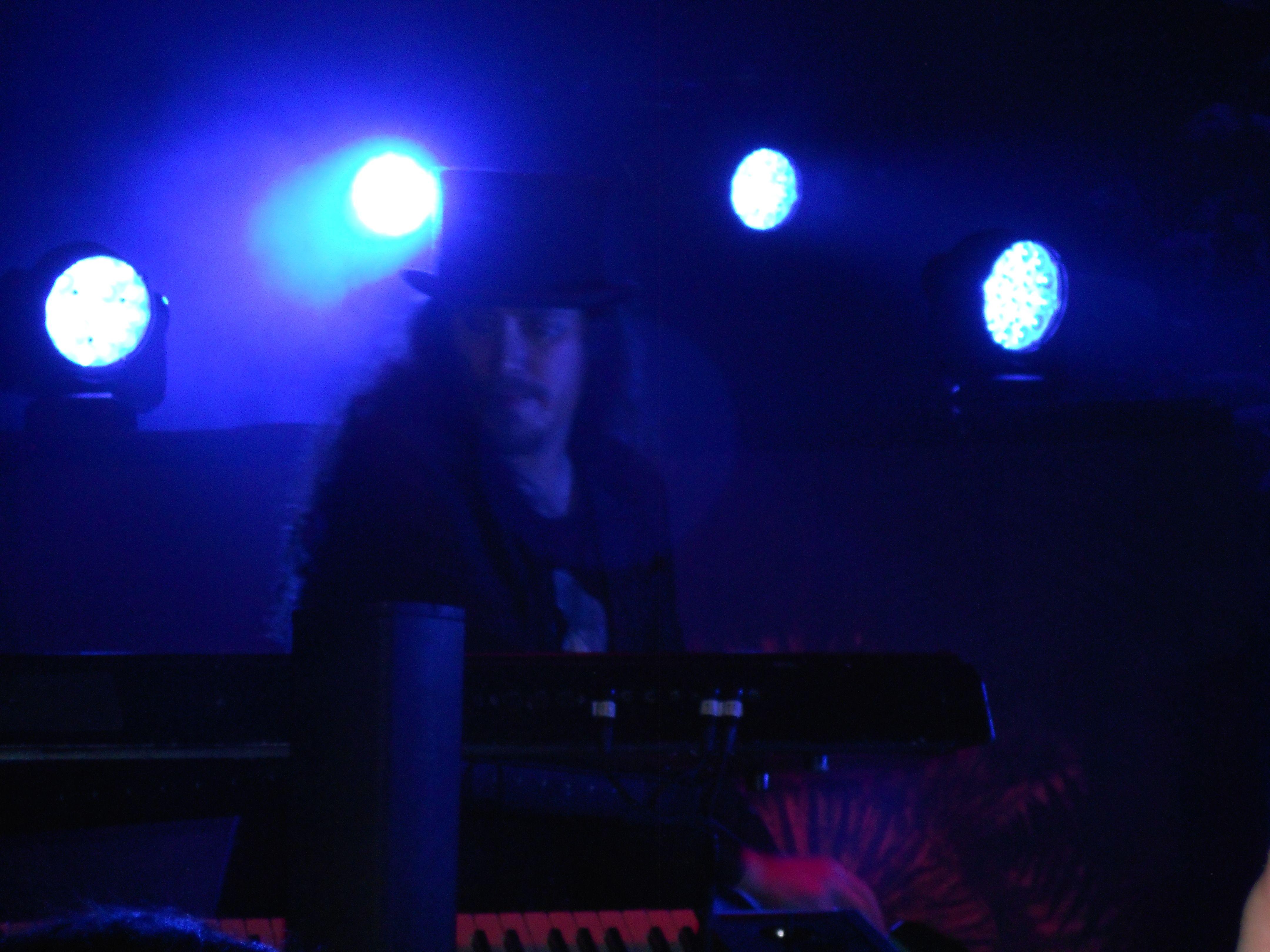 Tuomas Holopainen of Nightwish - Milwaukee 2016